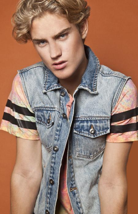 Aidan | ELITE Geneva Fong | Grooming Mirian N |Wardrobe Styling
